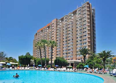 Hotels In Los Cristianos Near The Beach