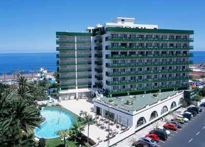 Hotel Borondon Puerto De La Cruz