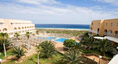 SBH Jandia Resort Hotel, Morro Jable
