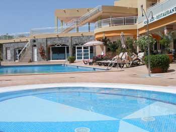 Aparthotel Morasol Atlantico, Costa Calma