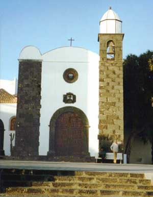 San Bartolomé Church
