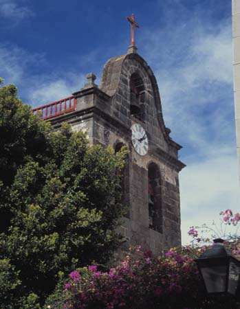 Nuestra Señora de los Remedios Church in Los Llanos de Aridane