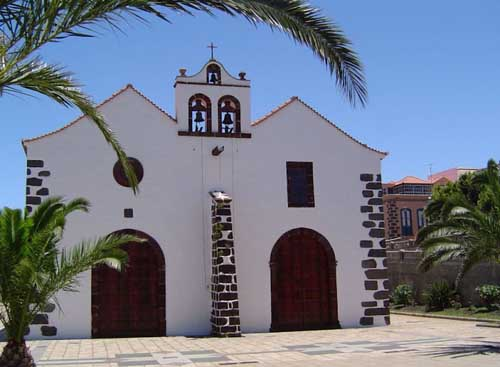 Nuestra Señora de La Luz Church
