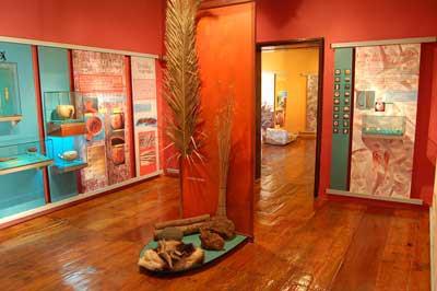 Exposiciones del Museo Arqueológico de La Gomera