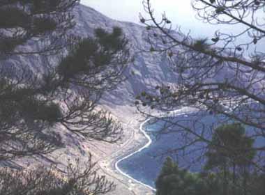 Las Playas Beach, El Hierro