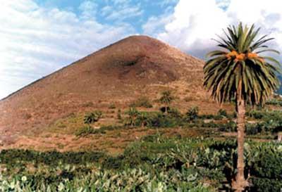 Montaña de los Frailes