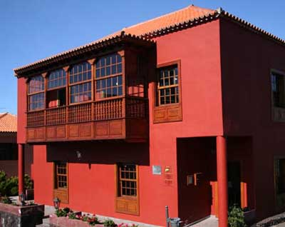 La Palma Wine House Museum