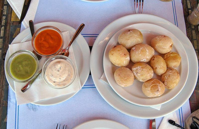 Comida canaria for Cocina urbana canaria