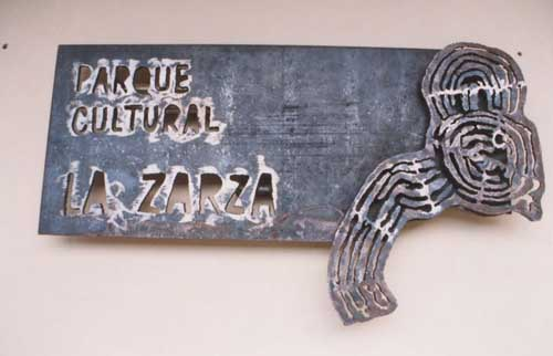 La Zarza and the La Zarcita Cultural Park