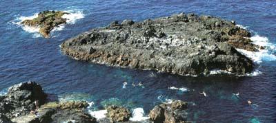 Piscinas naturales de el guindaste for Piscinas naturales en el sur de tenerife