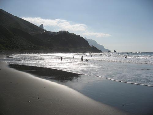 Almáciga Beach, Santa Cruz de Tenerife