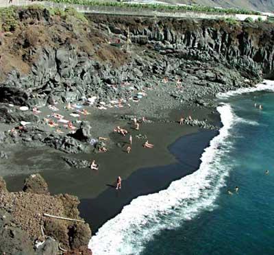 Playa de las Monjas Beach