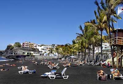 Puerto Naos Beach