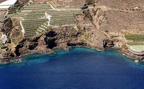 Puerto Trigo Beach, La Palma