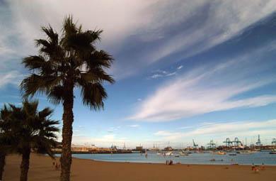 Las Alcaravaneras Beach