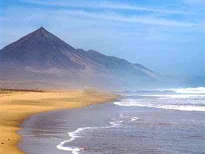El Cofete Beach