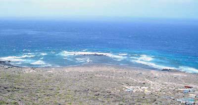 Playa del Águila Beach, La Gomera