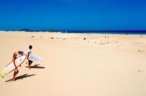 El Bajo Negro Beach