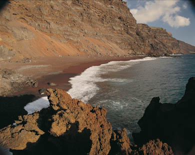 Beaches in La Frontera