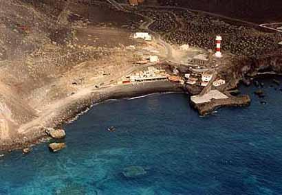 Faro de Fuencaliente Beach