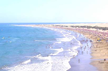 Beaches in Gran Canaria