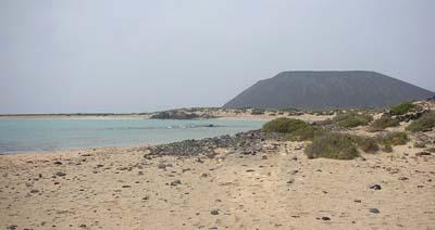 Playa La Concha Lobos