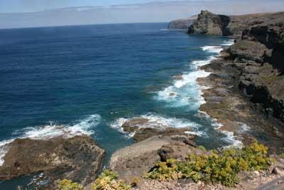 Beaches in Agaete