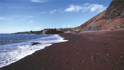 Beaches in El Hierro