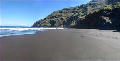 La Palma Beaches