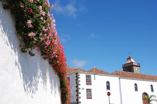 Pueblo de Villa de Mazo, La Palma