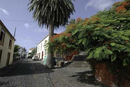 San Andrés y Sauces, La Palma