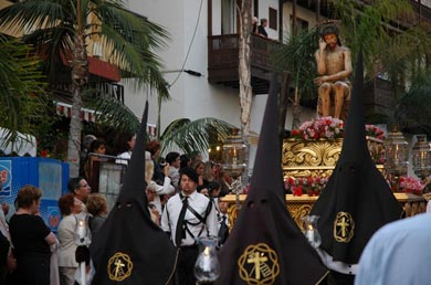 Holy Week in the Canary Islands