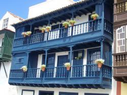 architecture, La Palma