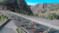 Cycling in La Gomera