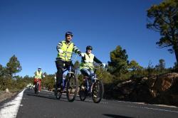 Ciclismo en Tenerifee