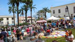 festivities of the Corpus Christi in La Orotava