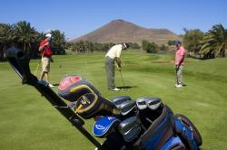 Golf en Lanzarote
