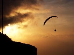 Paragliding  El Hierro