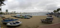 Playa de las Canteras Beach, Las Palmas