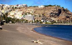 San Sebastían Beach, La Gomera