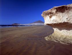 El Médano Beach, Tenerife