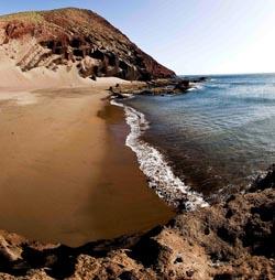 Playa La Tejita Beach, Tenerife