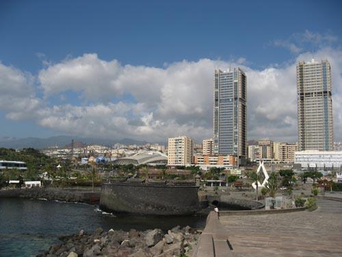 Castillo de San Juan Bautista, Santa Cruz de Tenerife
