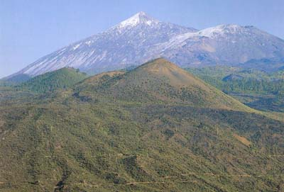 Chinyero Volcano
