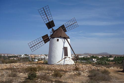 Mill of La Corte, Fuerteventura