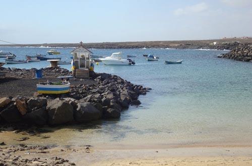 Playa el Jablito, Fuerteventura