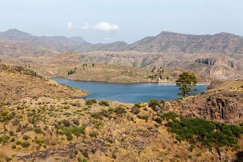 Presa de la Sorrueda, Gran Canaria